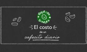 El Costo de un Cafecito diario.