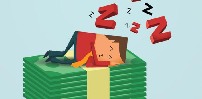 Los profesionales del sueño.