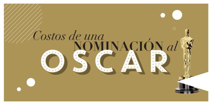 Los números de las películas nominadas al Oscar.