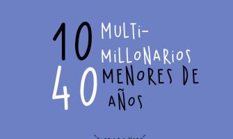 10 multimillonarios menores de 40 años