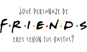 ¿Qué personaje de Friends eres?