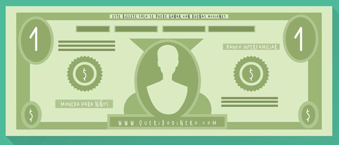Dinero para niños | Querido Dinero