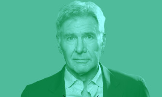 Harrison Ford antes de ser famoso