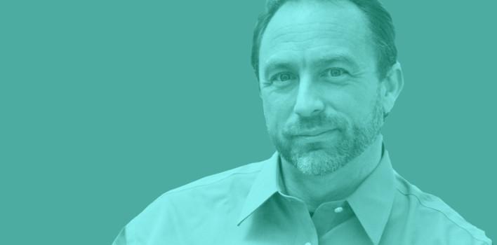 La riqueza de Jimmy Wales.