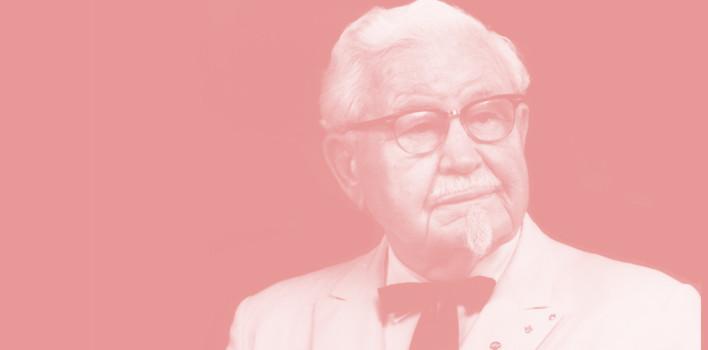 Caso de éxito: Coronel Sanders