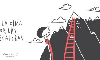 A la cima…por las escaleras (review)