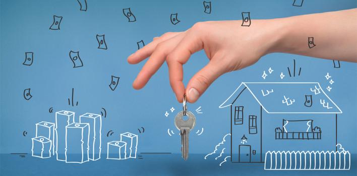 Compra una casa, no una deuda.