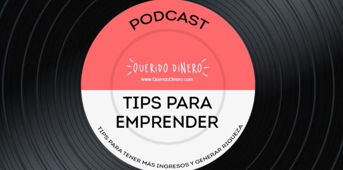 Podcast: Tips para emprender