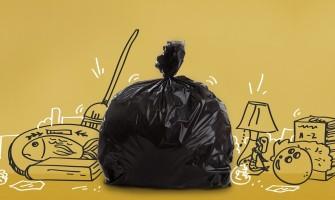 Guía para deshacerte de tu basura