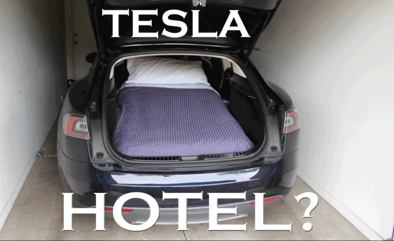 Tesla-Hotel
