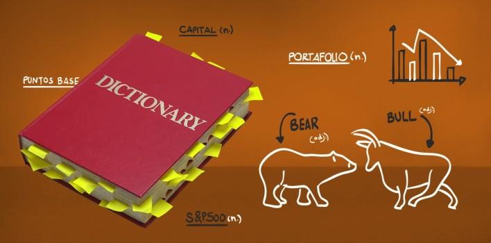 El complicado lenguaje financiero