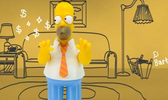 Lecciones financieras de Los Simpsons