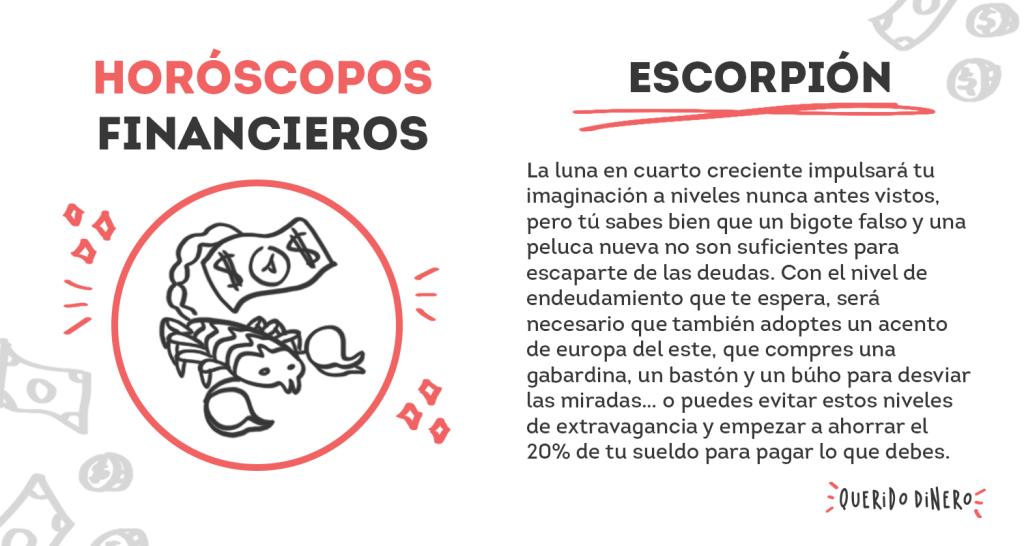 Horoschopo-ESCORPIO