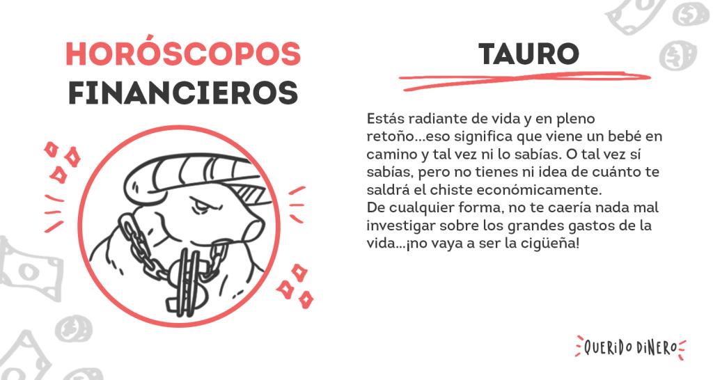 Horoschopo-Tauro