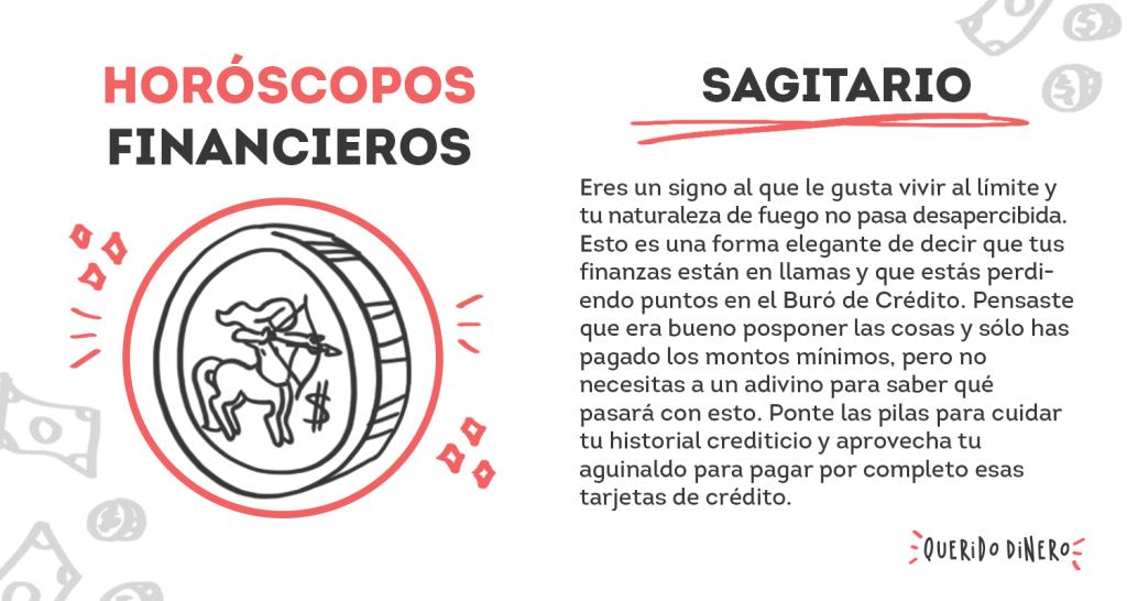 Horoschopo-sagitario