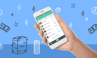 Una app para dividir cuentas justamente y sin estrés