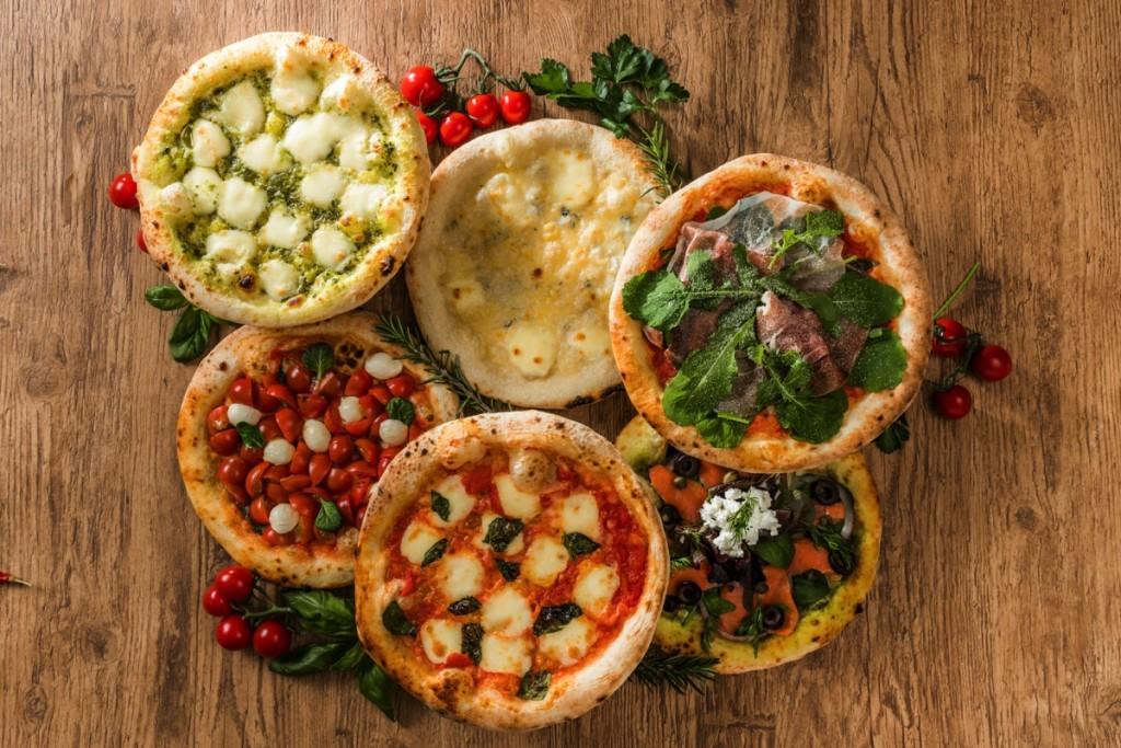 Pizza variacion