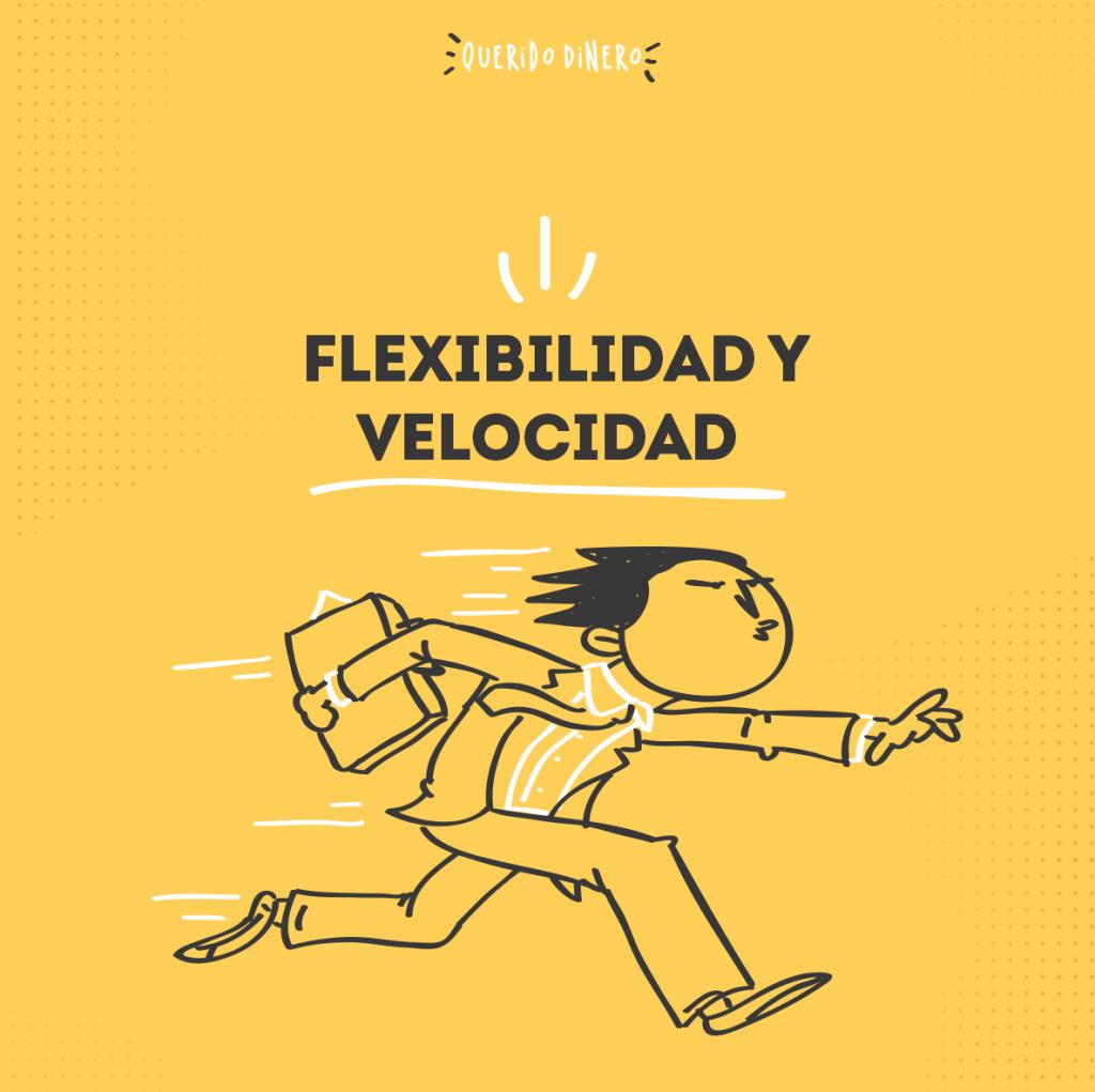 Flexibilidad y Velocidad
