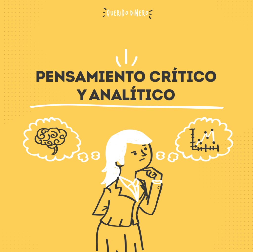 Pensamiento crítico y analítico