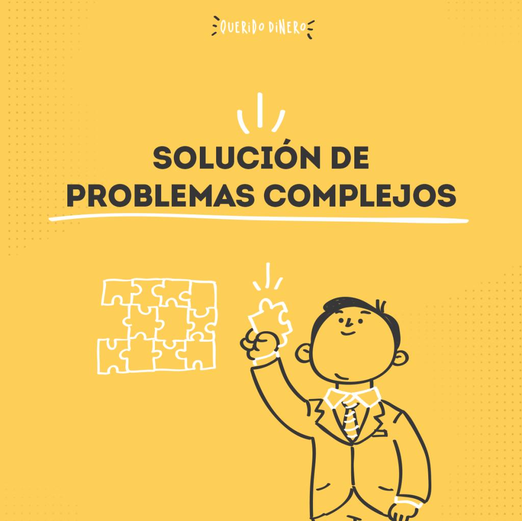 Solución de problemas complejos