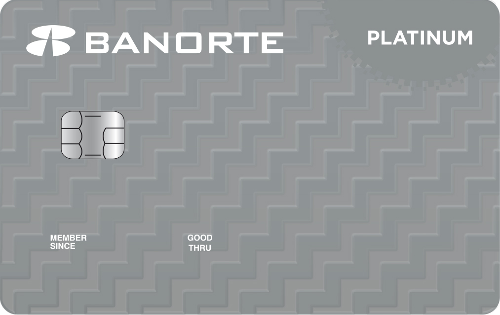 Tarjeta de Crédito Banorte Platinum