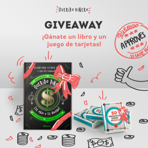 Kit Querido Dinero giveaway
