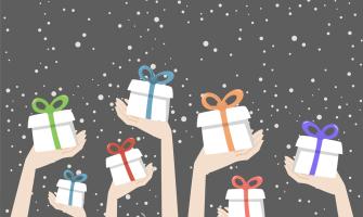 Cómo lidiar con regalos e intercambios