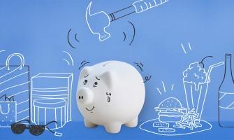9 actitudes que te hacen gastar
