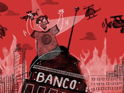 Adiós a los bancos