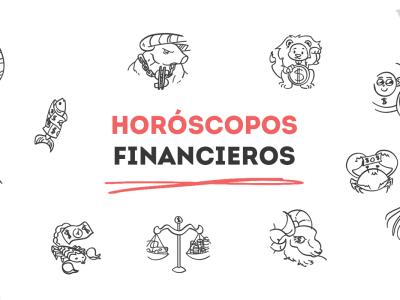 Horóscopos Financieros