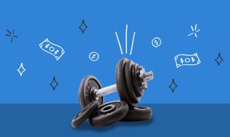 7 Lecciones de dinero que aprendí haciendo ejercicio