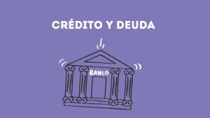 Crédito y deuda