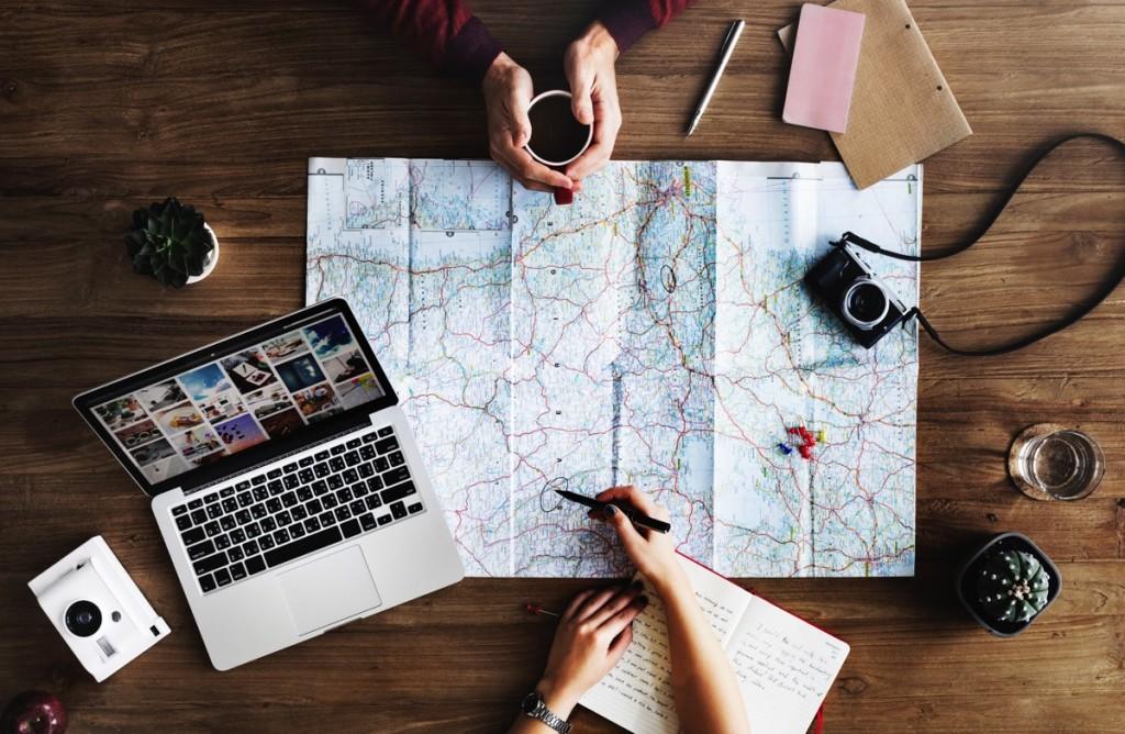 Viaje-Mapa