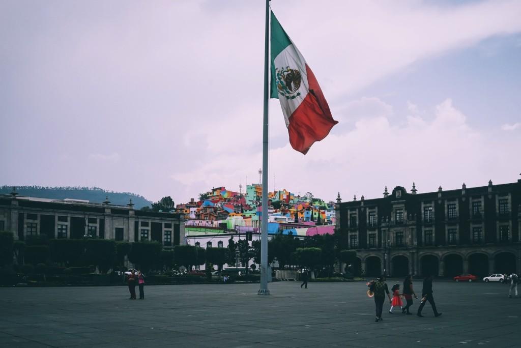Mexico-Crisis-Zocalo